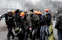 Ukraine crisis: New deal to end violence after dozens killed