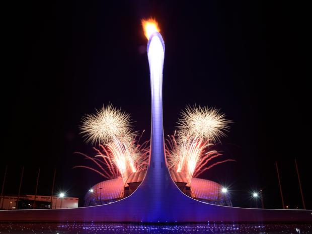 Sochi 2014: Closing ceremony