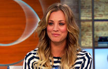 "Kaley Cuoco-Sweeting on success of ""The Big Bang Theory"" and new marriage"