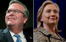 Hillary Clinton, Jeb Bush top prospective 2016 presidential candidates poll