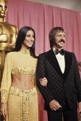 Hollywood royalty at the Oscars