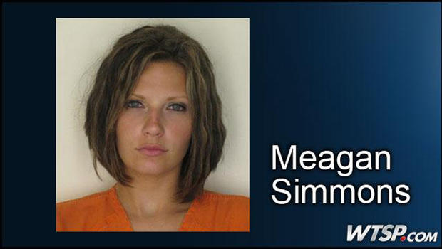 Attractive Convict' meme woman revealed as mom-of-four Florida ...