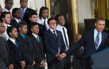 "Obama's ""My Brother's Keeper"" initiative touches on personal issue"