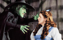 "Oscar honors 75th anniversary of ""The Wizard of Oz"""