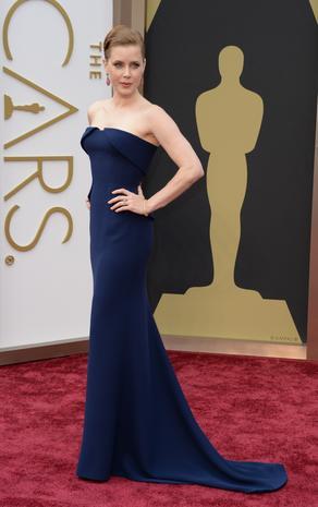Oscars 2014 red carpet