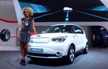 Car makers optimistic with rebounding global economy