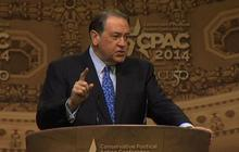 Mike Huckabee knocks Clinton on Benghazi, Obama on Ukraine