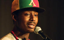 Chicago poetry phenom takes the stage