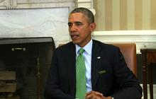 "Obama: Still hope for ""diplomatic solution"" in Ukraine"