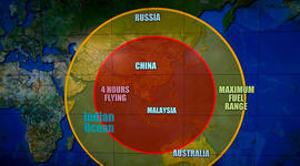 Malaysia Airlines mystery: Focus of search shifts toward Indian Ocean