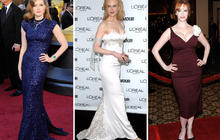 Celebrities wearing L'Wren Scott