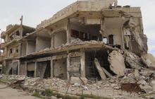 Syria crisis enters 4th year: Pockets of Homs still under siege and food delivery struggles