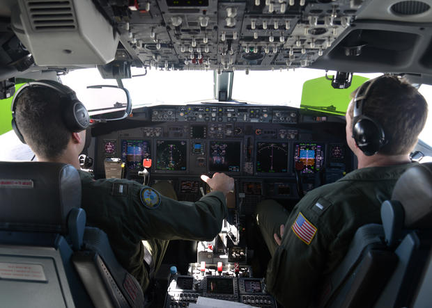 Search for Flight 370