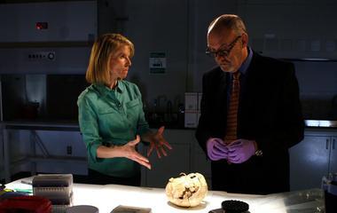 Shattered skull helps piece together John Sohus murder