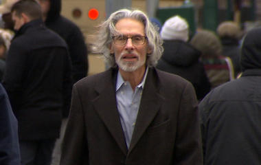 Bob Mankoff as a cartoon