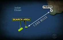 How did satellite company determine fate of Malaysia Airlines plane?