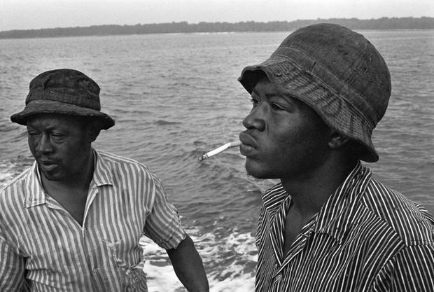 Documenting the culture of slave descendants