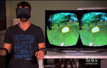 Facebook buys virtual reality company