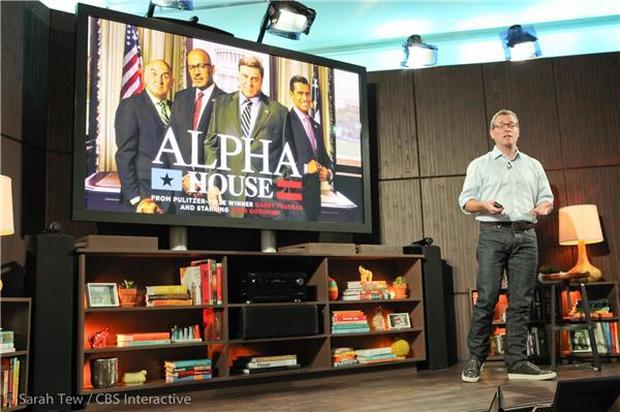 Amazon unveils Fire TV