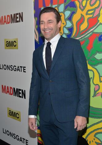 """Mad Men"" season 7 premiere"