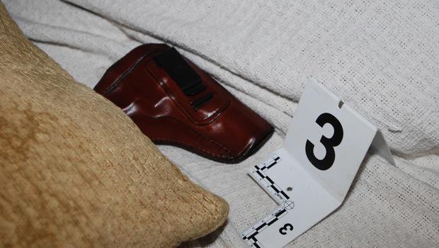 Crime scene photos: Investigating the death of Phillip Peatross