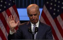 "Joe Biden: I sleep with a ""cutie college professor every night"""