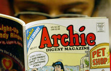 Comic book character Archie dies in upcoming issue
