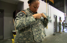 U.S. Army tests whether women can make the cut in combat