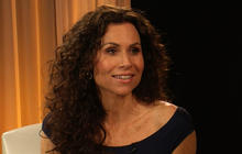 """Minnie Driver on if she'll find romance in """"About a Boy"""""""