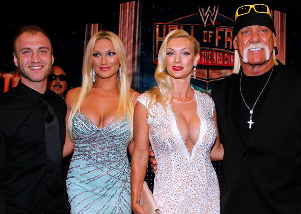 WWE legends gather in New Orleans