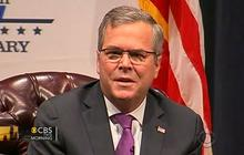 "Jeb Bush in spotlight after ""act of love"" immigration comments"