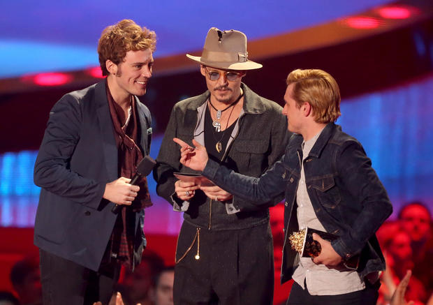 MTV Movie Awards 2014 show highlights