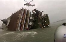 WATCH: South Korean ferry rescue raw video
