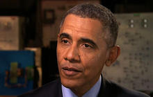 Obama warns Russia of consequences for action in Ukraine