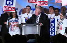Rob Ford insists he deserves second chance in bid for re-election