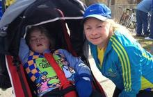 Boston marathon runner to cross finish line, again