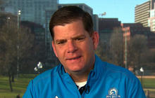"Boston Mayor Martin Walsh: ""Boston is a safe city"""