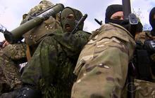 Pro-Russia separatists seize Ukraine's Slavyansk