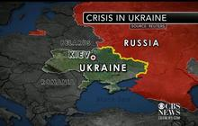 Tensions continue to rise in Ukraine