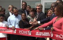 Bon Jovi opens Soul Homes in Philadelphia