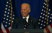 Biden: Sarah Palin coined the mispronunciation of my name