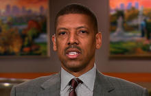 "Kevin Johnson on Donald Sterling: ""No place in NBA league for these kinds of comments"""