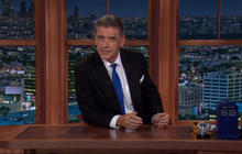 """The Late Late Show"" host Craig Ferguson makes a special announcement"
