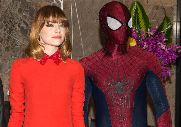 """""""The Amazing Spider-Man 2"""" takes NYC"""