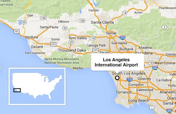 站 - 洛杉矶 - 洛杉矶 - 国际 - 机场map.jpg
