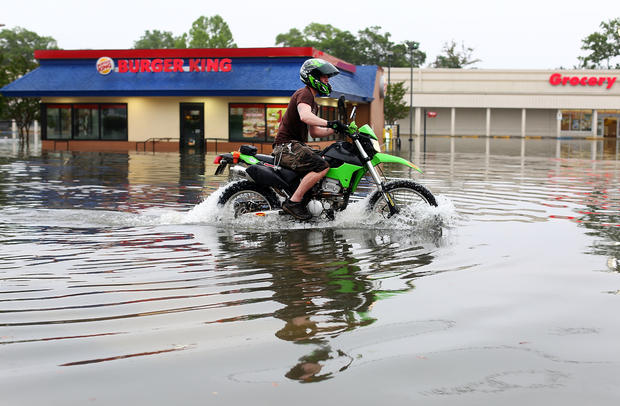 Deadly floods in Florida