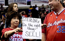 Will the NBA be able to force Sterling to sell the Clippers?