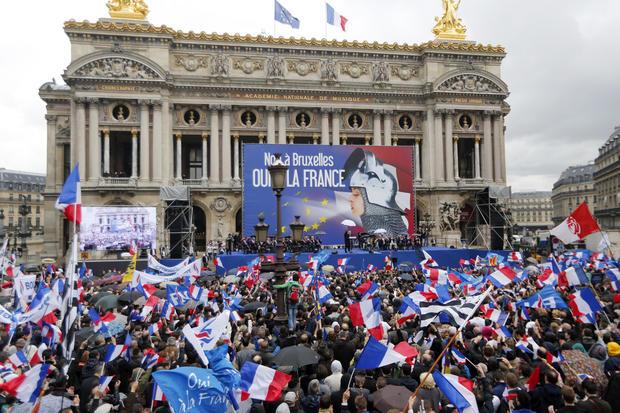 May Day around the world