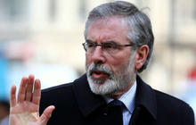 Sinn Fein chief Gerry Adams accused of ordering 1972 killing