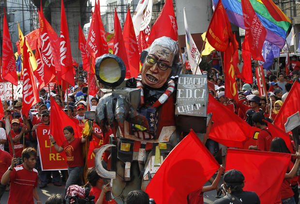 May Day around the world